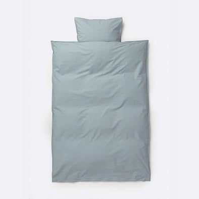 Hush Dusty Blue Bedding