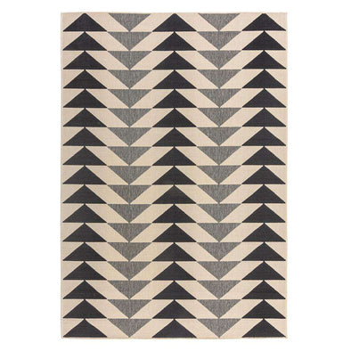 Castillo Terni Cream Black Rug