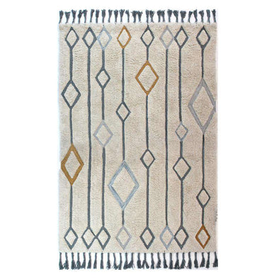 Solitaire Beau Multi Rug