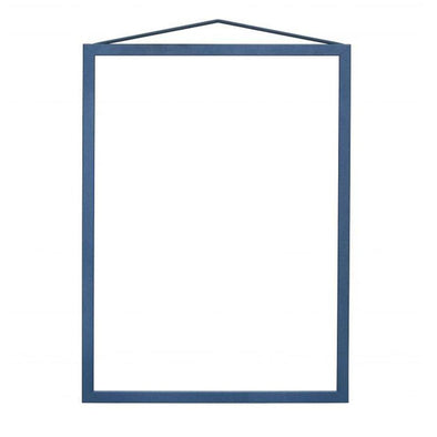 Moebe Transparent Frame A5/A4 – Blue