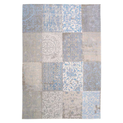 Cameo 8237 Gustavian Blue Rugs