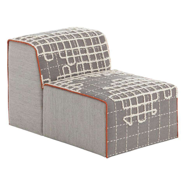 Bandas Chair A Grey