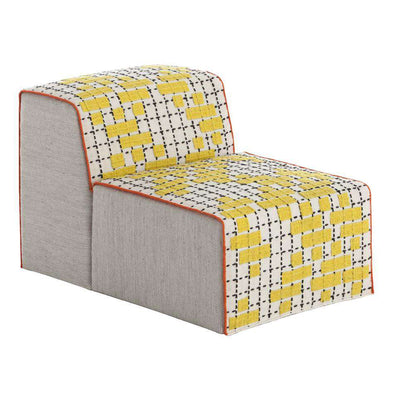 Bandas Chair C Yellow