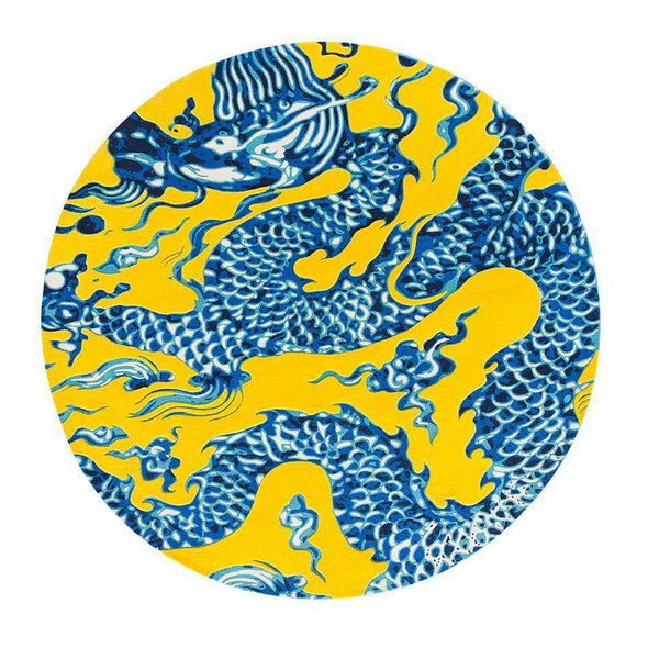 China Dragon Yellow