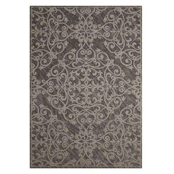 Damask I Brown