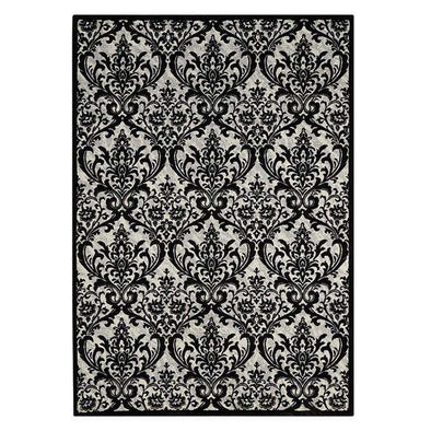 Damask II Black