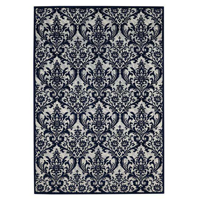 Damask II Blue