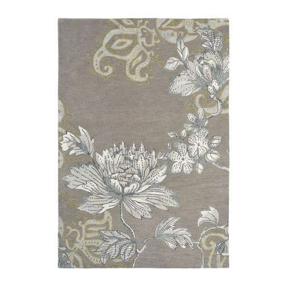 Fable Floral Grey