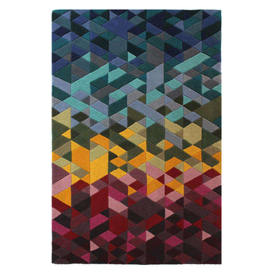 Illusion Kingston Multi Rug