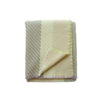 Leaf Green Throw