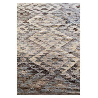 Massimo Kelim I Brown Rugs