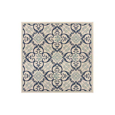 Castille Aragon Cream Navy Rug
