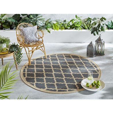 Florence Alfresco Padua Beige Anthracite Circle