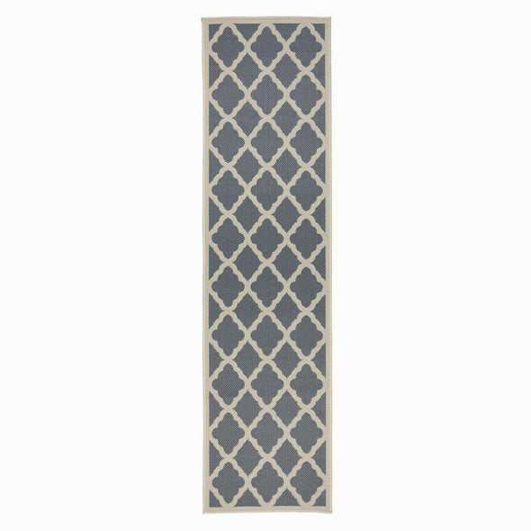 Florence Alfresco Padua Beige Anthracite Runner