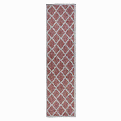 Florence Alfresco Padua Red Beige Runner