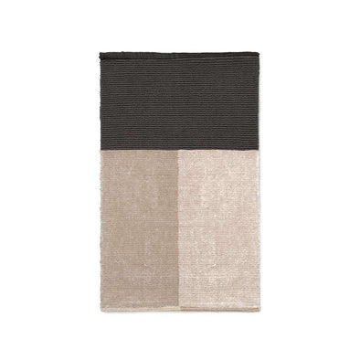 Pile Bathroom Mat Grey