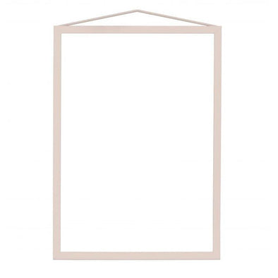 Moebe Transparent Frame A5/A4 – Rose
