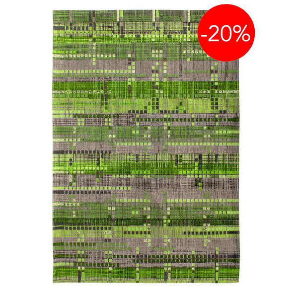 Mad Men Sky Scraper 8427 Leaf Rugs