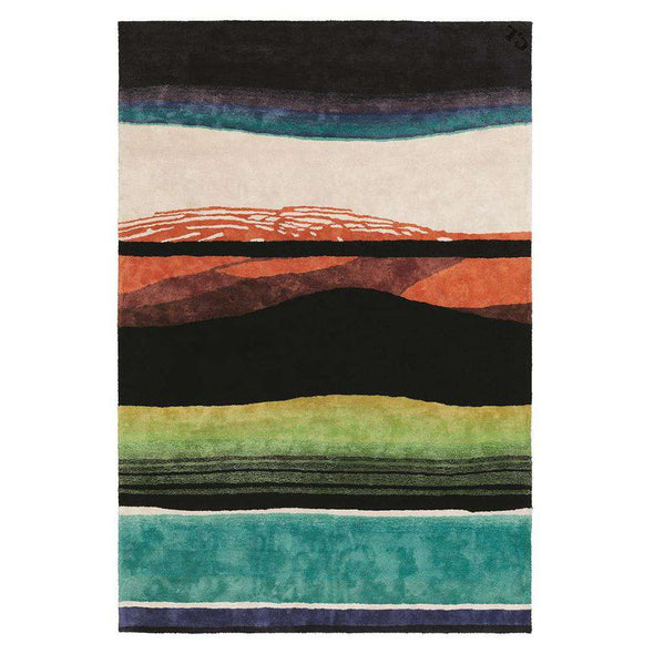 Tempera Multicolour Rug