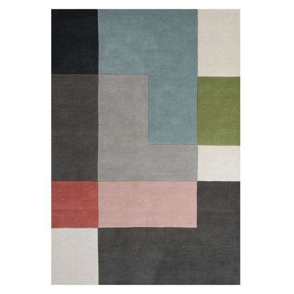 Tetris Powder Rugs