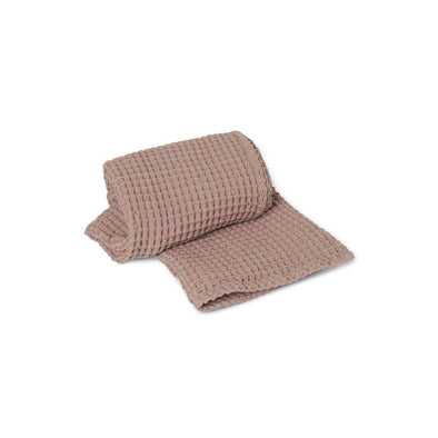 Organic Bath Towel Dusty Rose