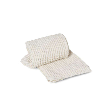Organic Bath Towel Off White