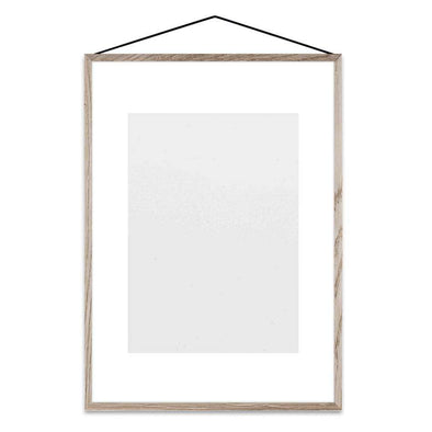 Moebe Transparent Frame A5/A4/A3/A2 – Oak