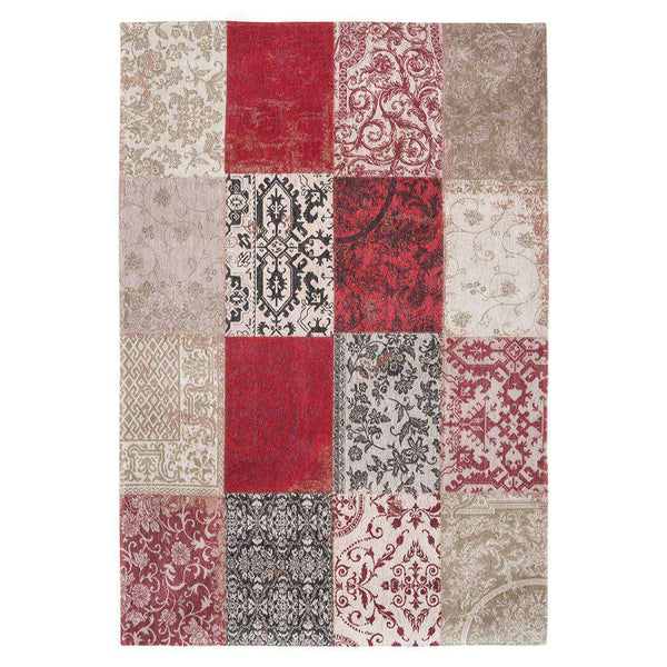 Vintage 8985 Antwerp Red Rugs