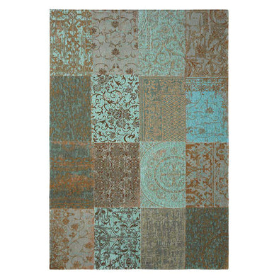 Vintage 8006 Sea Blue Rugs