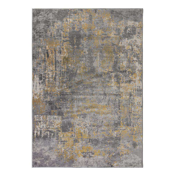 Wonderlust Grey/Ochre Rug