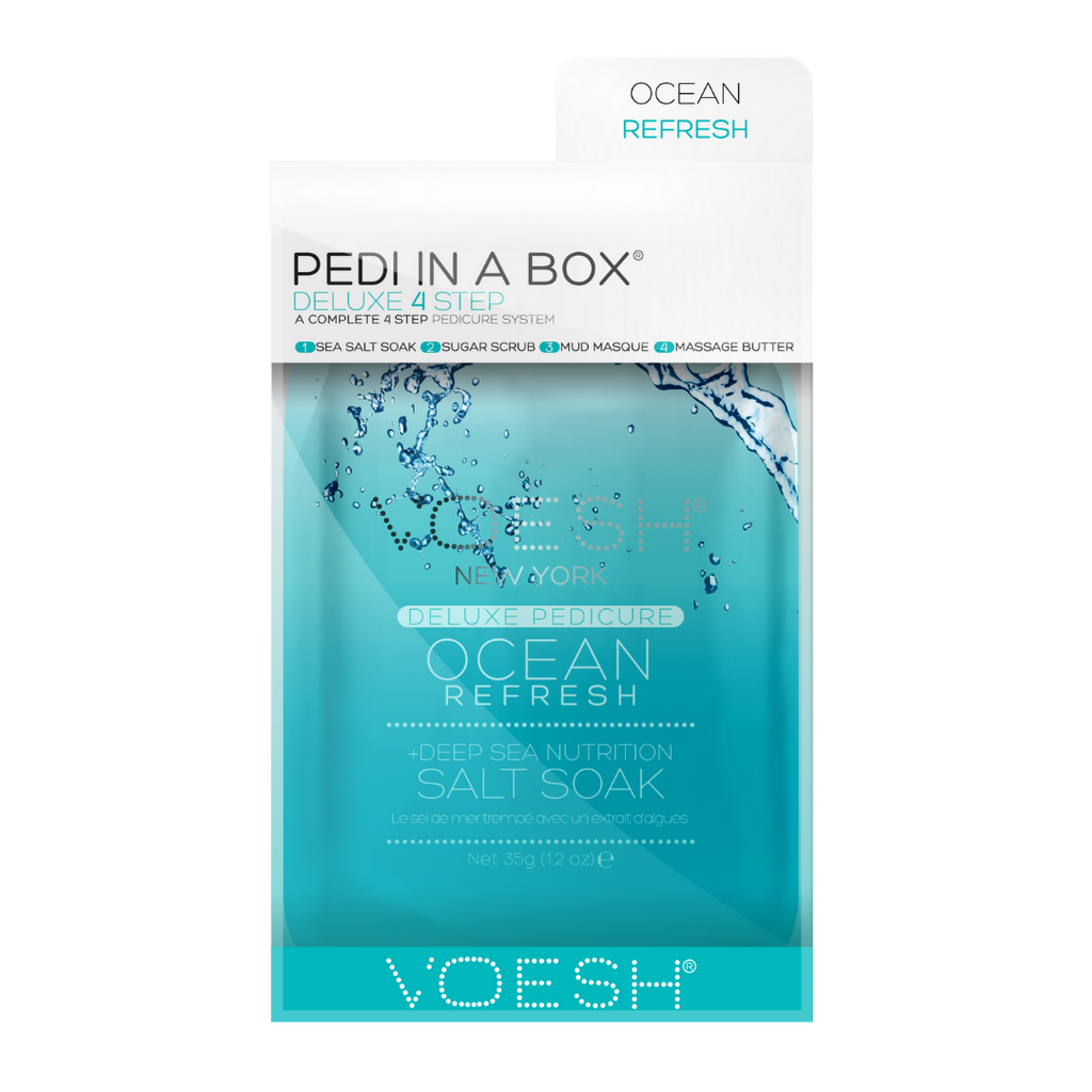Pedi In A Box | Ocean Refresh