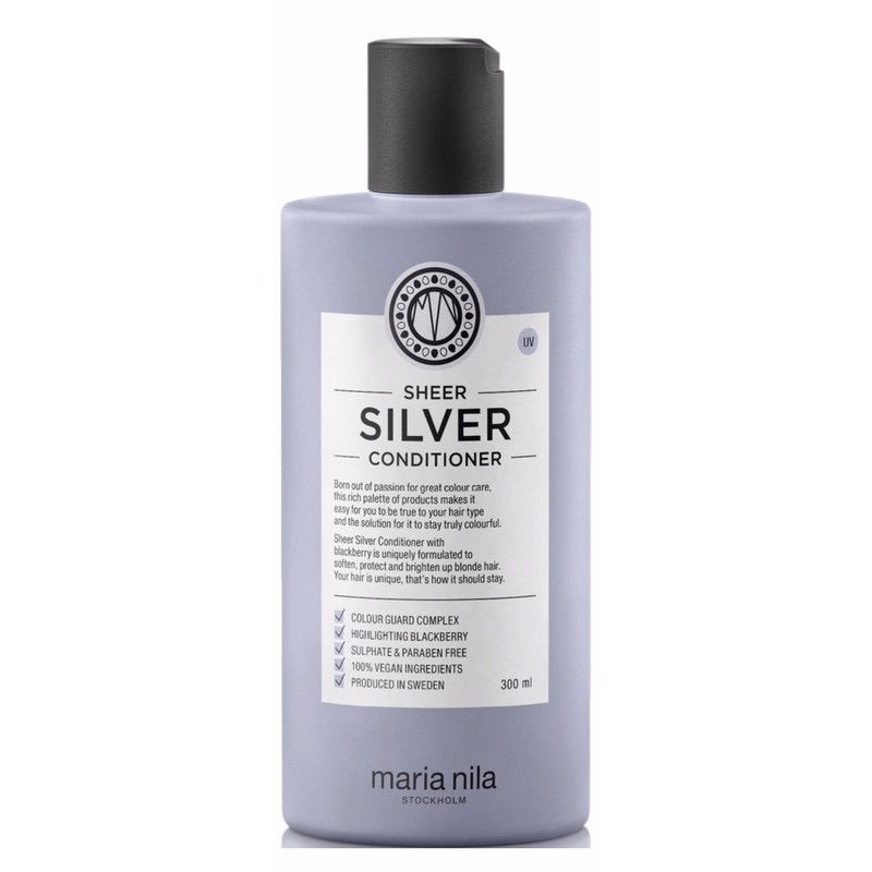 maria nila | Sheer Silver Conditioner