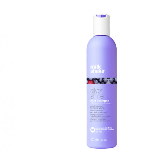 milk_shake Silver Shine light shampoo