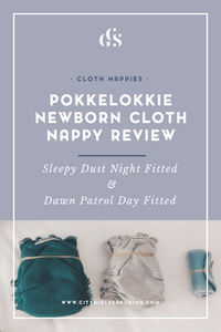 Great review on our delicious newborn nappies