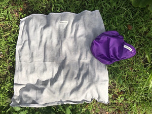 Cloth in the bush