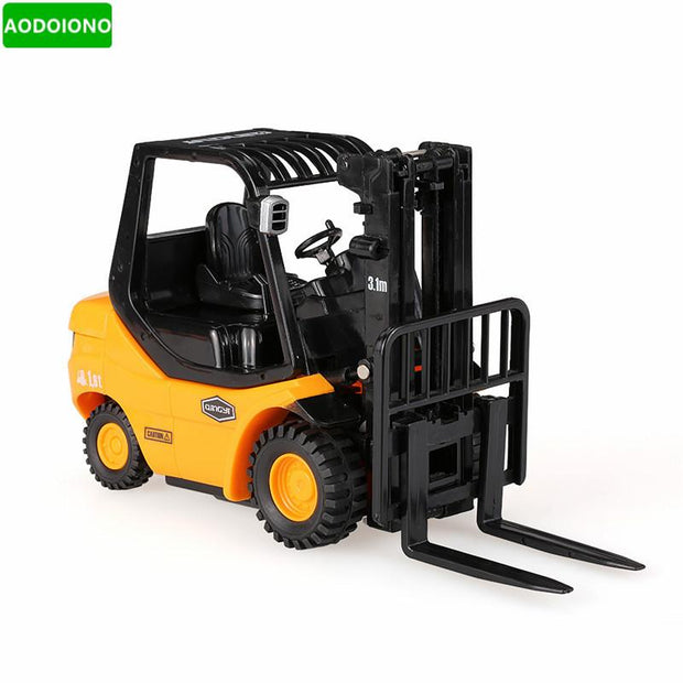 1/20 6 Function Fully-operational RC Mini Engineering Forklift Truck RTR Radio Control Car