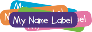 My Name Label