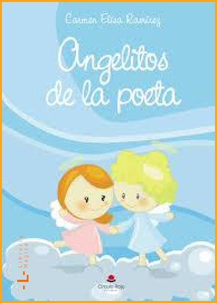 ANGELITOS DE LA POETA - Book