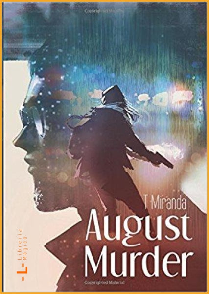 August Murder - Books