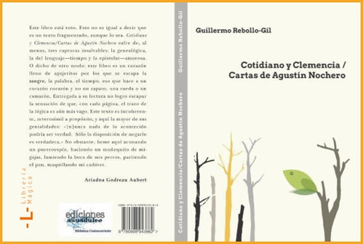 Cotidiano y Clemencia - Books