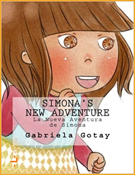 Simona's New Adventure - Book