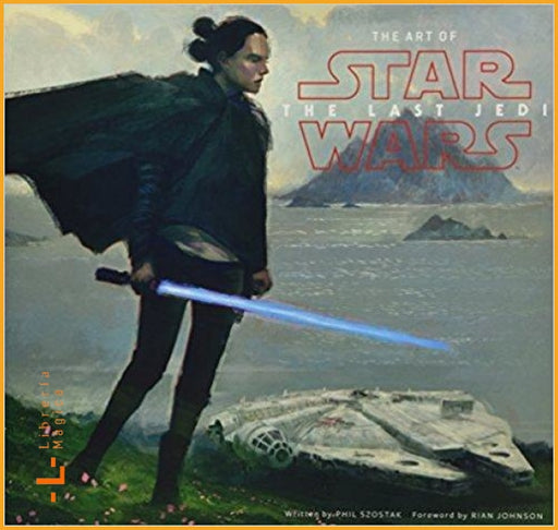 The Art of Star Wars: The Last Jedi - Books