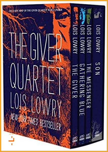 The Giver Quartet boxed set - Books