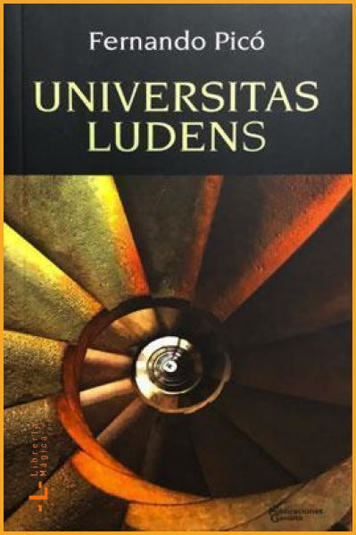 Universitas Ludens Fernando Pico - Book