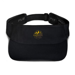 Gather Gold Visor