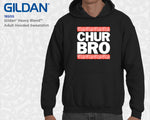 new zealand maori hoodie black chur bro design