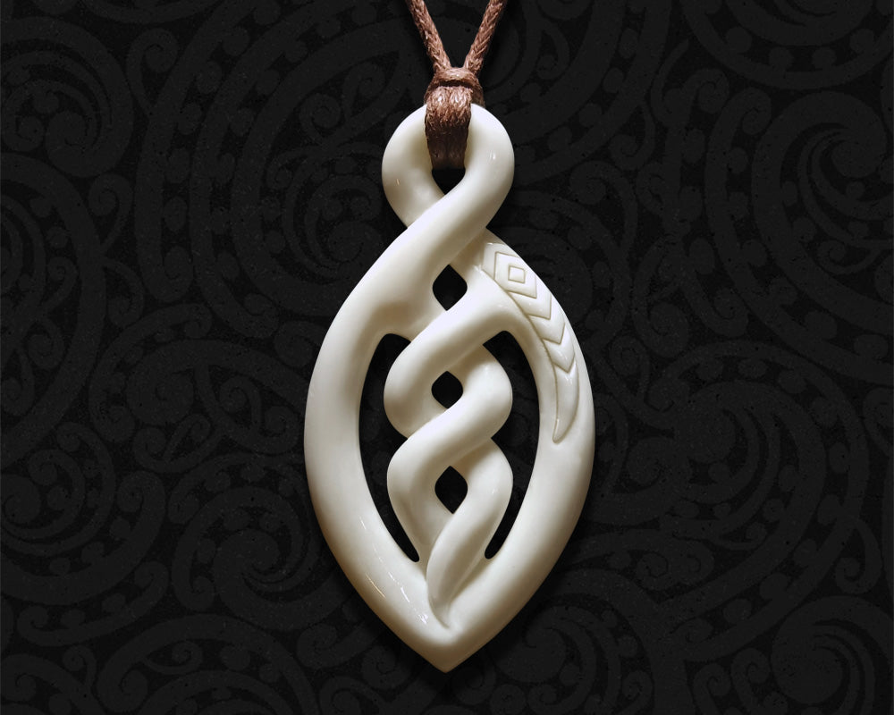 maori-celtic-bone-pendant-necklace-unity-love