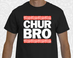 new zealand maori mens t shirt chur bro run dmc