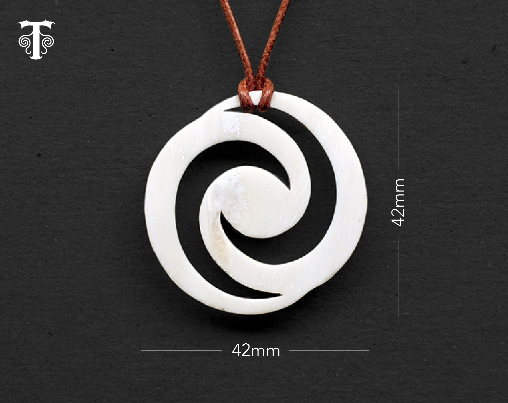 in products shell cable store lane necklace kishans img car pendant paua of koru resin