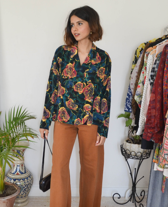 Sesilia Label Blouse